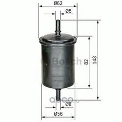 Топливный фильтр (Bosch) 450902161