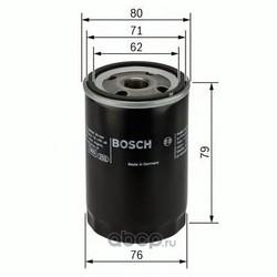 Масляный фильтр (Bosch) 0451102056