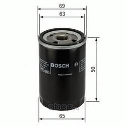 Масляный фильтр (Bosch) F026407089