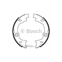 Комплект тормозных колодок, стояночная тормозная система (Bosch) 0986487777