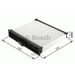 ФИЛЬТР ВОЗДУШНЫЙ (Bosch) 1987432176