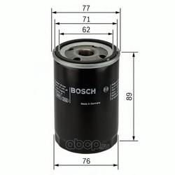 Фильтр масляный (Bosch) 451103079