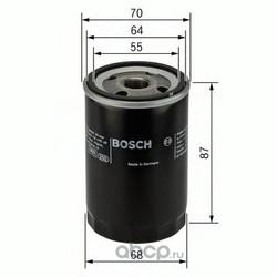 Фильтр масляный (Bosch) 986452041