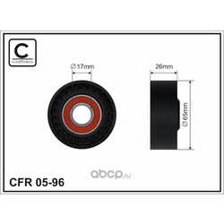 Натяжная планка, поликлиновой ремень (CAFFARO) 0596