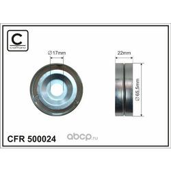 Натяжной ролик, поликлиновой ремень (CAFFARO) 500024