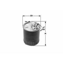 Топливный фильтр (Clean filters) DN2706