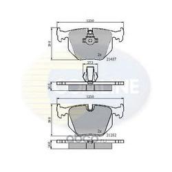 Комплект тормозных колодок, дисковый тормоз (Comline) CBP01547