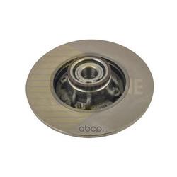 Диск тормозной задний (Comline) ADC3018