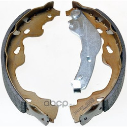Комплект тормозных колодок (Denckermann) B120157