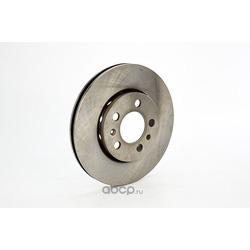 Тормозной диск (DODA) 1070100035