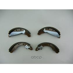 Комплект тормозных колодок (DOMINANT) AW6Q006980525A