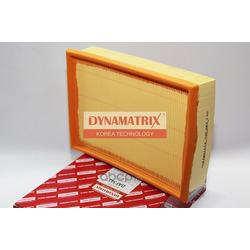 фильтр воздушный (DYNAMATRIX-KOREA) DAF343