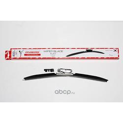 щетка стеклоочистителя бескаркасная Multiclip (DYNAMATRIX-KOREA) 400DF