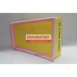 фильтр воздушный (DYNAMATRIX-KOREA) DAF9572
