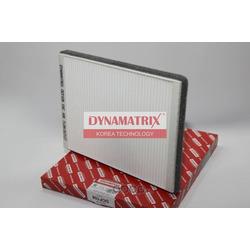 фильтр воздушный салона (DYNAMATRIX-KOREA) DCF108
