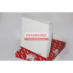 фильтр воздушный салона (DYNAMATRIX-KOREA) DCF119