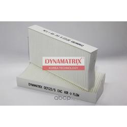 фильтр воздушный салона (DYNAMATRIX-KOREA) DCF122S