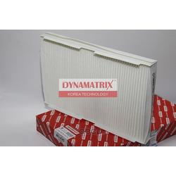 фильтр воздушный салона (DYNAMATRIX-KOREA) DCF138