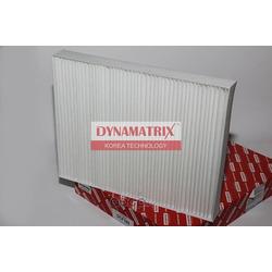фильтр воздушный салона (DYNAMATRIX-KOREA) DCF182