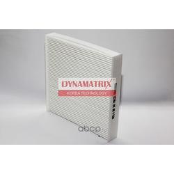 фильтр воздушный салона (DYNAMATRIX-KOREA) DCF184