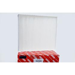 фильтр воздушный салона (DYNAMATRIX-KOREA) DCF293