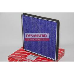 фильтр воздушный салона (DYNAMATRIX-KOREA) DCF477