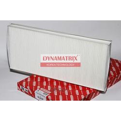фильтр воздушный салона (DYNAMATRIX-KOREA) DCF78