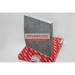 фильтр воздушный салона угольный (DYNAMATRIX-KOREA) DCFK158