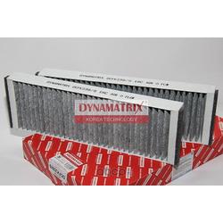 фильтр воздушный салона угольный (DYNAMATRIX-KOREA) DCFK239S