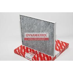 фильтр воздушный салона угольный (DYNAMATRIX-KOREA) DCFK301