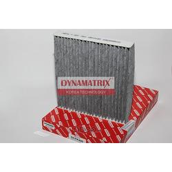 фильтр воздушный салона угольный (DYNAMATRIX-KOREA) DCFK490