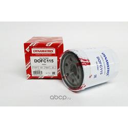 фильтр масляный (DYNAMATRIX-KOREA) DOFC115