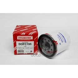фильтр масляный (DYNAMATRIX-KOREA) DOFC195