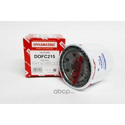 фильтр масляный (DYNAMATRIX-KOREA) DOFC215