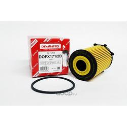 фильтр масляный (DYNAMATRIX-KOREA) DOFX1712D