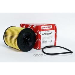 фильтр масляный (DYNAMATRIX-KOREA) DOFX258D