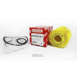 фильтр масляный (DYNAMATRIX-KOREA) DOFX413D1