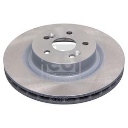 Тормозной диск (Febi) 44108