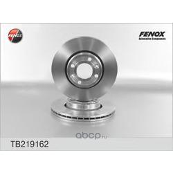 ДИСК ТОРМОЗНОЙ FENOX (FENOX) TB219162