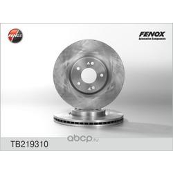 Тормозной диск (FENOX) TB219310