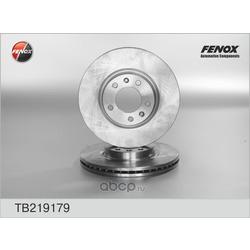 Тормозной диск (FENOX) TB219179