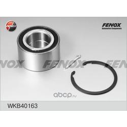 Подшипник ступицы, комплект (FENOX) WKB40163