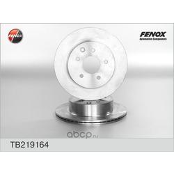 Тормозной диск (FENOX) TB219164
