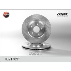 Тормозной диск (FENOX) TB217891
