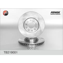 Тормозной диск (FENOX) TB219001