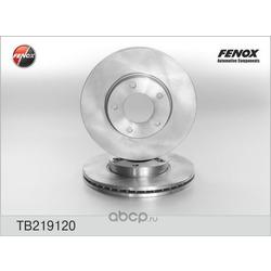 Тормозной диск (FENOX) TB219120