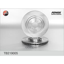 Тормозной диск (FENOX) TB219005