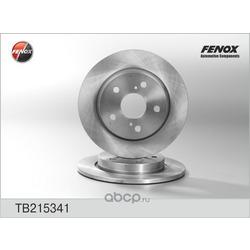 Тормозной диск (FENOX) TB215341