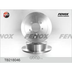 Диск тормозной (FENOX) TB218046
