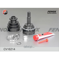 Шарнирный комплект, приводной вал (FENOX) CV16214